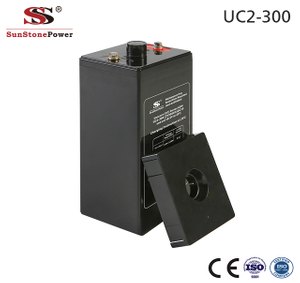 Sunstone Power Lead Acid Batterien 2V 300AH Ersatzakku für USV
