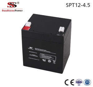 Sunstone Power 12V 4.5AH VRLA Batterie Wartungsfreie Lead Acid Battery